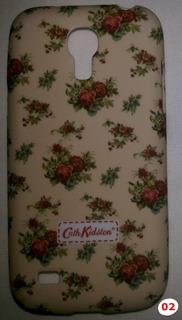 Capa Case Floral Samsung Galaxy S4 Mini Duos I9192