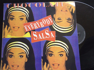 Chocolate - Everybody Salsa - Importado Germany