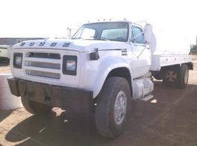 12) Camion Pipa Dodge D-600 Para 10 Mil Litros 1994