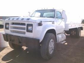 12) Camion Dodge D-600 1994 Para Pipa