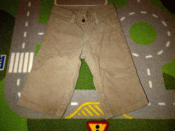 Pantalon Corderoy Cheeky Para Bebe Talle M