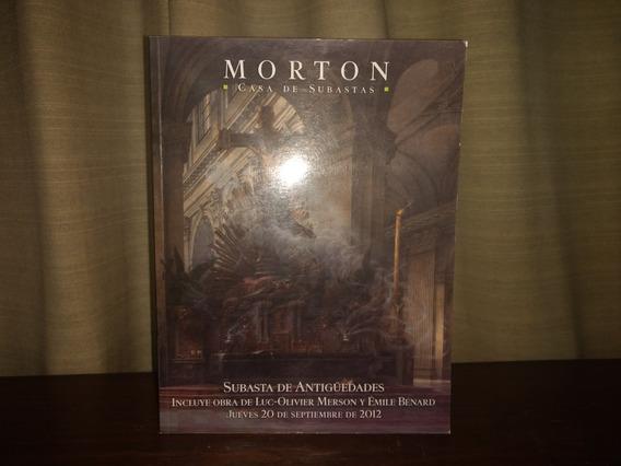 Tres Catálogos Morton Casa De Subastas De Antiguedades