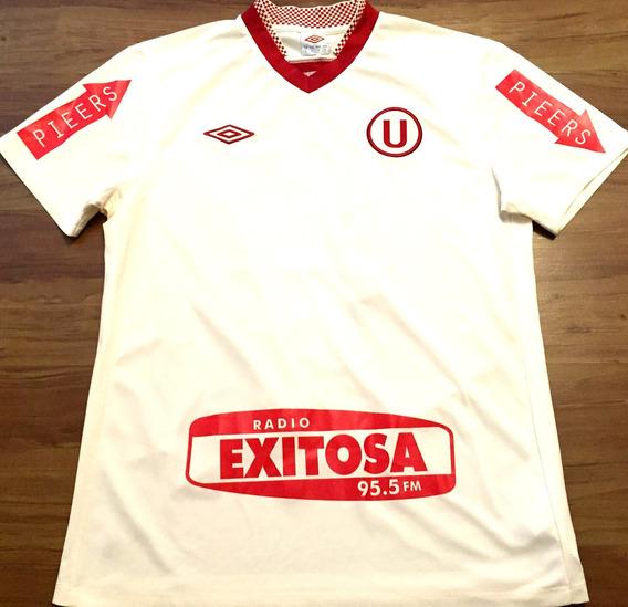 Camisa Universitario Do Peru Usada Em Jogo 2012/13