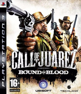 Call Of Juarez - Bound In Blood Ps3