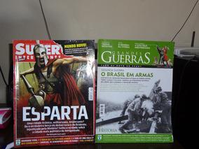 Coleção Guerras E Guerreiros Na História