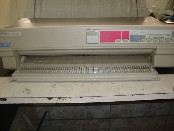 Impressora Matricial 132 Colunas Epson Action Printer 5500