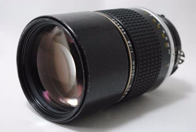 Tele-objetiva Nikon 2.8 Fx180mm