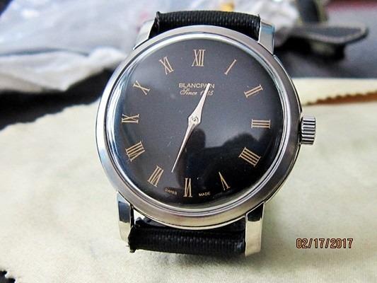 Blancpain 1735 Xl 40mm By Lindavistawatchco