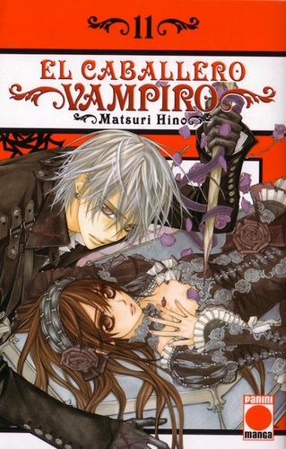 Manga El Caballero Vampiro Tomo 11 - Panini