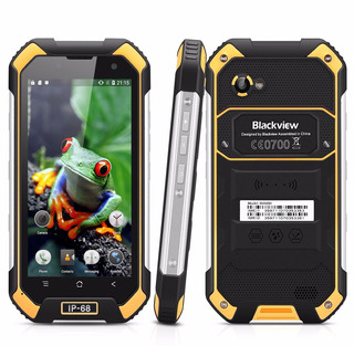Blackview Bv6000s 3g Android 5.2 Color Amarillo Version2