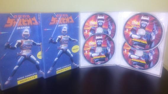 Box Jaspion Completo - Digital 12 Dvds