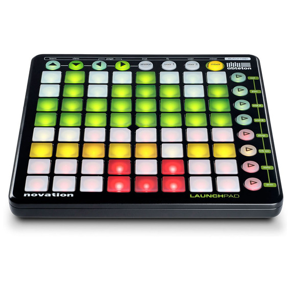 Controlador Novation Launchpad S