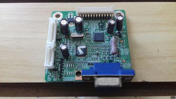 Placa Sinal Monitor Hp W17e 715g2498-2.