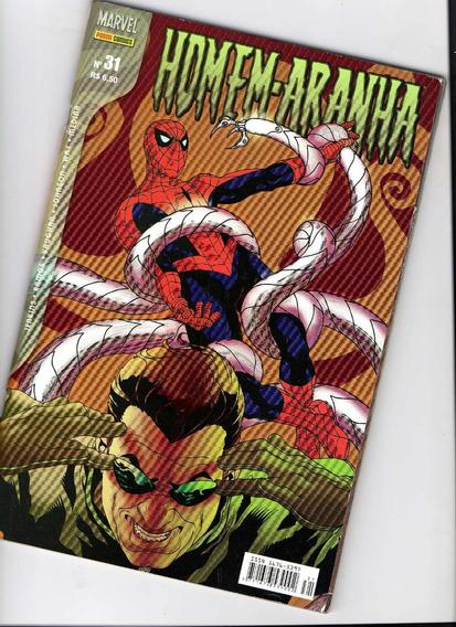 Gibi Homem-aranha N° 31 Panini Comics