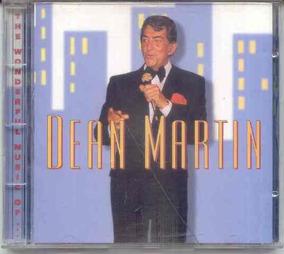 4476 Cd Dean Martin, The Wonderful Music Of ... (1996) , Mov