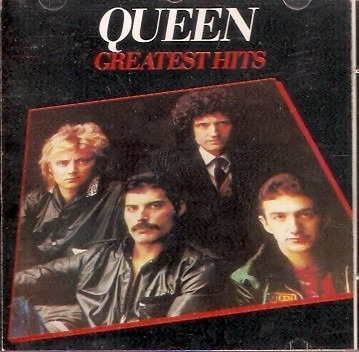 Cd Queen - The Greatest Hits - Semi Novo***