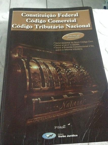 Constituição Federal Código Comercial Código T Nacional