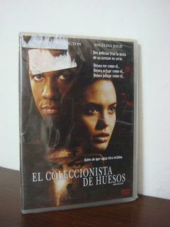El Coleccionista De Huesos - Jolie / Washington * Dvd Nuevo