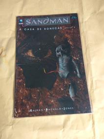 Hq Sandman A Casa Das Bonecas Parte 3 - Editora Globo