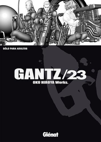 Manga Gantz Tomo 23 - Edt