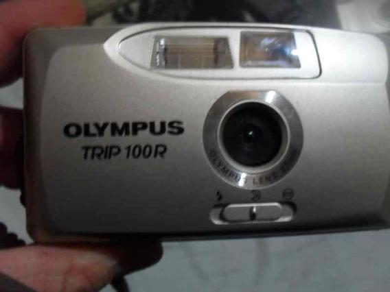 Maquina Fotográfica Olympus Trip 100r