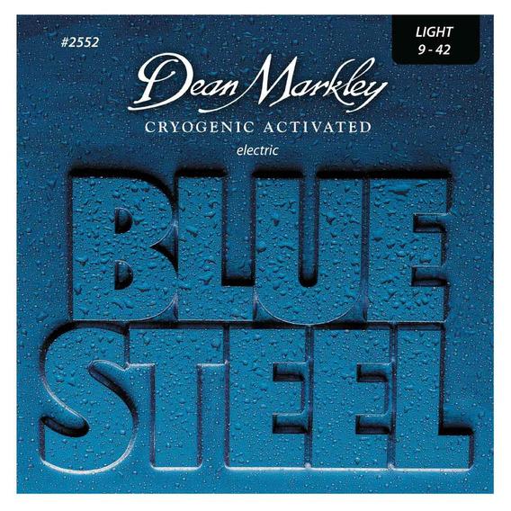 Cuerdas Dean Markley 2552 Guitarra Electrica 009 Light