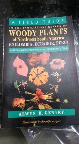 Livro Woody Plants Of Northwest South America!!!