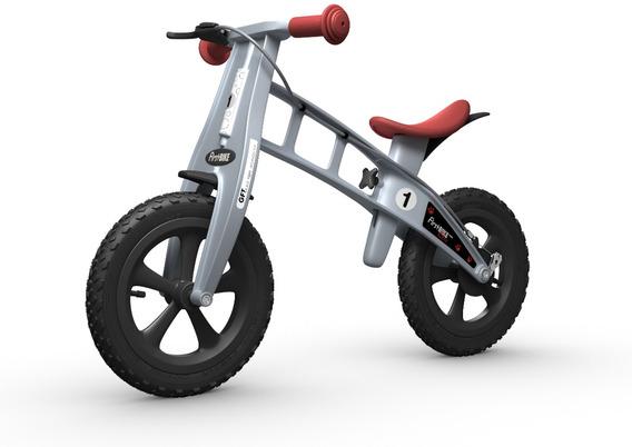 Bicicletas De Balance Firstbike Sin Pedales Para Niño Silver