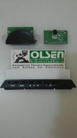 Teclado E Sensor Tv Semp Le3250