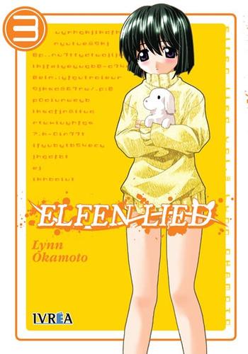 Manga Elfen Lied Tomo 03 - Ivrea