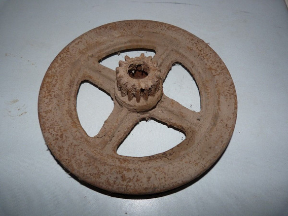 Rueda Engranaje De Persiana Antiguo