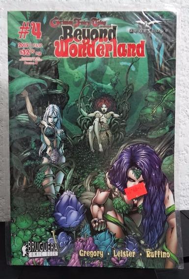 Beyond Wonderland # 4 - Bruguera