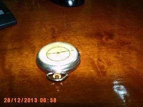 Antigo Relógio De Bolso Revisado E Funcionando