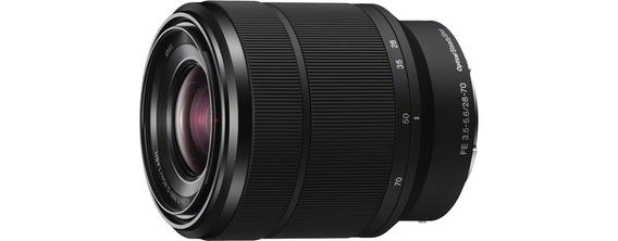 Lente Sony Fe 28-70mm Oss F3.5-5.6 Fullframe E-mount Nex A7