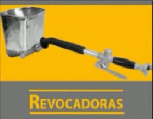 Revocadora  Neumatica