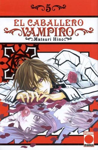 Manga El Caballero Vampiro Tomo 05 - Panini