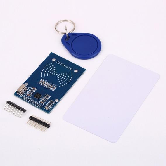 Rfid Rc522 Reader Ic Card Module Tags Spi Interface R & W Hs