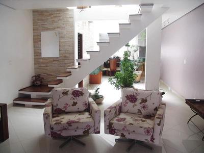 Sobrado Residencial À Venda, Jardim Milena, Santo André. - Codigo: So17567 - So17567