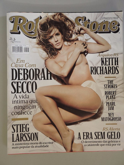 Revista Rolling Stone 53-michael Jackson,led Zeppelin,debora