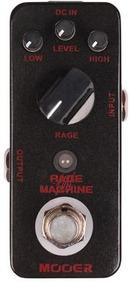 Pedal Mooer Rage Machine Metal Distortion - Mrmdh - Pd0611
