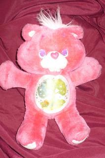 Hermoso Osito Cariñoso De Los 80 Care Bears