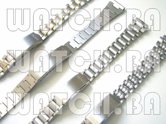 Pulseira Para Relógio Orient Automático Feminino 12mm Nova!