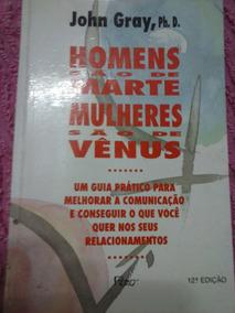 Homens Sao De Marte Mulheres De Venus No Arremate