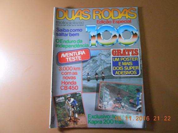 Dua Rodas Ano 1983 Nº 100