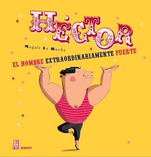 Héctor El Hombre Fuerte, Le Huche, Ed. Ah
