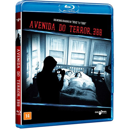 Bluray Avenida Do Terror, 388