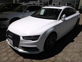 Audi A7 Sb 3.0t Sline 2016 Blanco S:082052