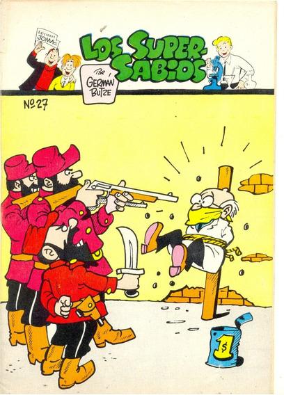 Los Super Sabios Comic De Colección