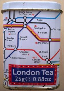 Lata De Chá Inglesa Harrods De Londres no Mercado Livre Brasil