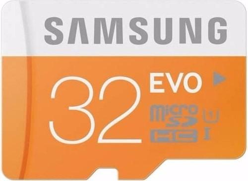 Cartão Samsung Micro Sdxc Evo 32gb 48mb/s Uhs-1 Sd Original